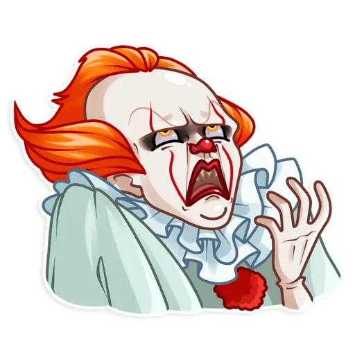 Pennywise - Sticker 20