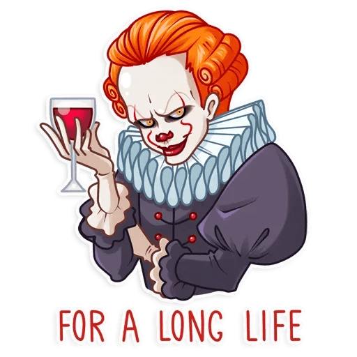 Pennywise - Sticker 3