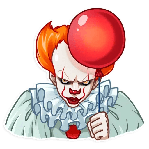 Pennywise - Sticker 22