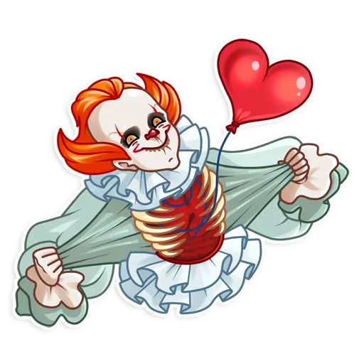 Pennywise - Sticker 9
