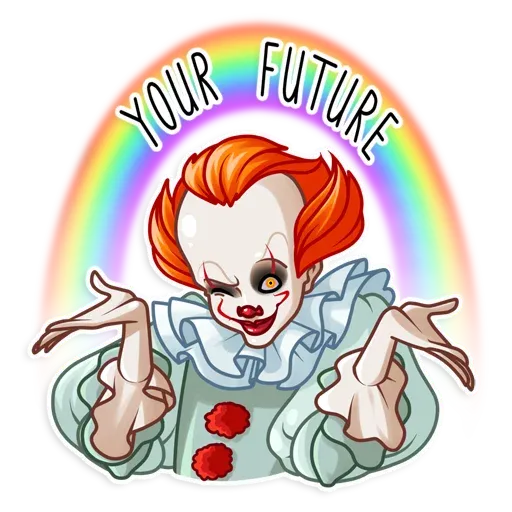 Pennywise - Sticker 18