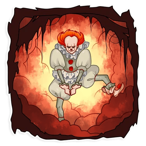 Pennywise - Sticker 19