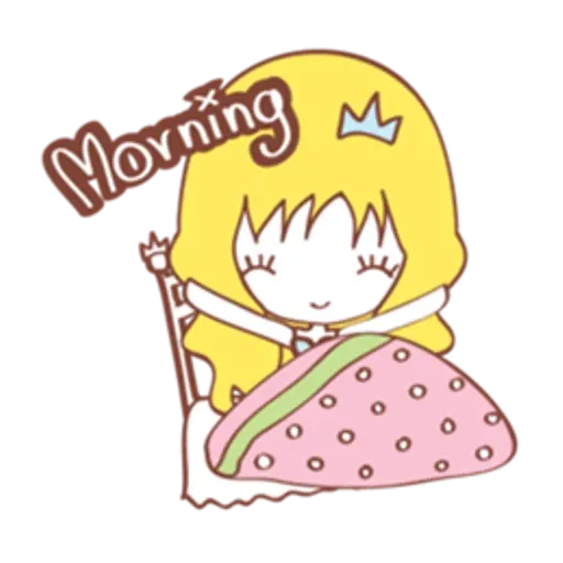 Princess - Sticker 1