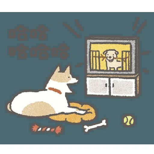 Shiba - Sticker 30