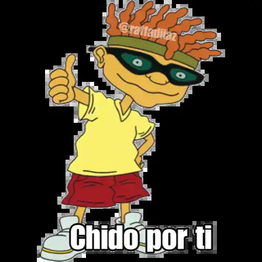 Nickelodeon - Sticker 16