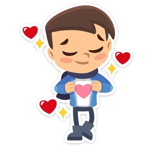 Lovers - Sticker 12