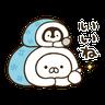 nekopen linenews - Tray Sticker