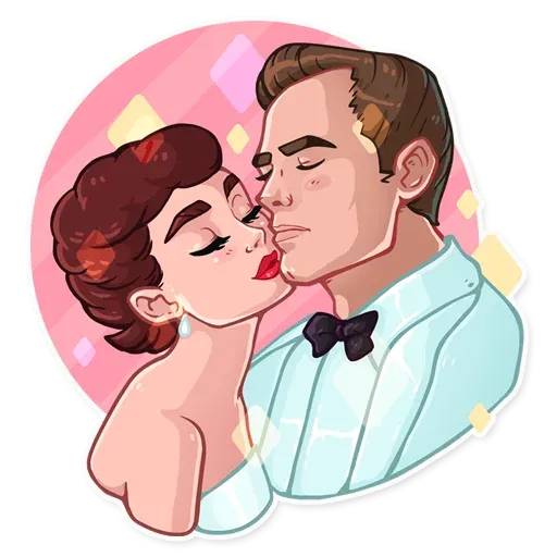 Miss Hepburn - Sticker 6