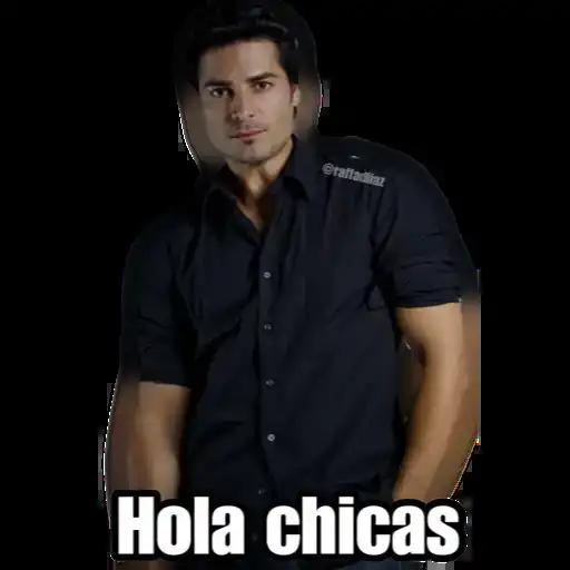 Luis Miguel - Chayanne - Mijares - Sticker 3