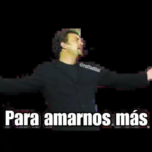 Luis Miguel - Chayanne - Mijares - Sticker 27