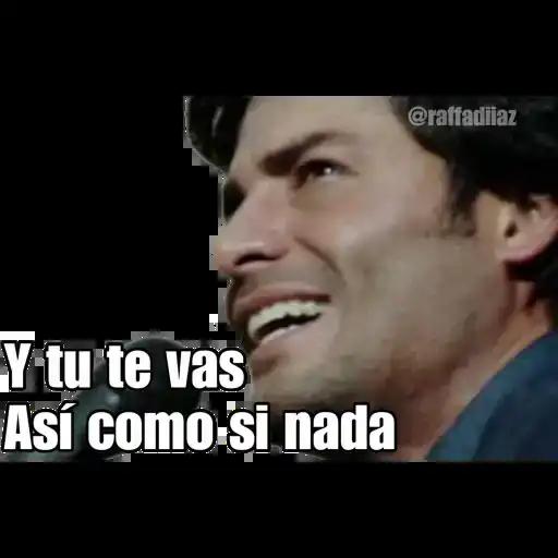 Luis Miguel - Chayanne - Mijares - Sticker 28