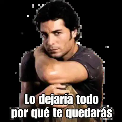 Luis Miguel - Chayanne - Mijares - Sticker 1