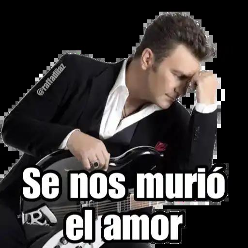 Luis Miguel - Chayanne - Mijares - Sticker 5