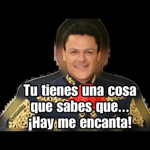 Luis Miguel - Chayanne - Mijares - Sticker 16