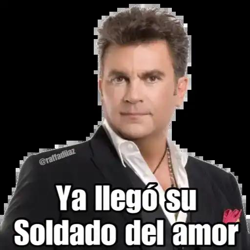Luis Miguel - Chayanne - Mijares - Sticker 18