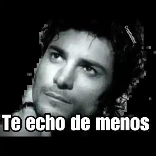 Luis Miguel - Chayanne - Mijares - Sticker 17
