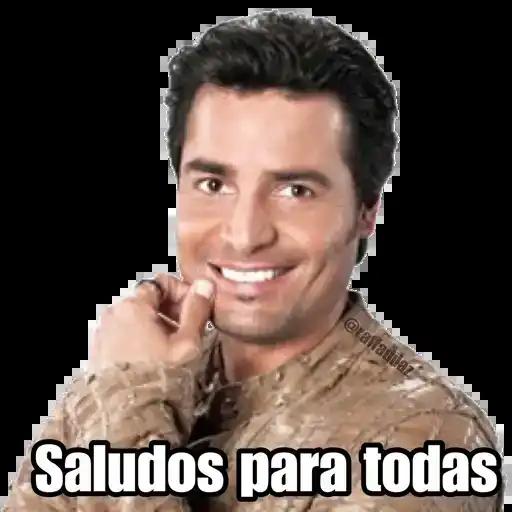 Luis Miguel - Chayanne - Mijares - Sticker 21