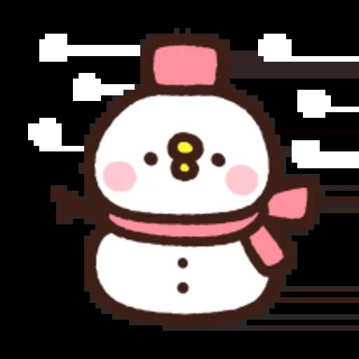 粉紅兔兔5 - Sticker 27