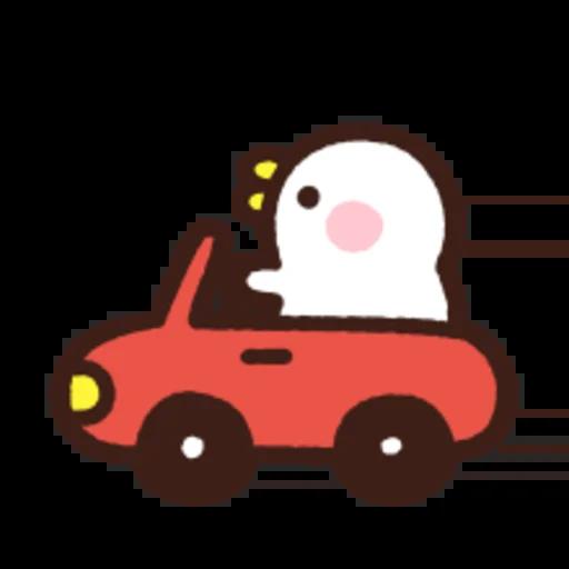 粉紅兔兔5 - Sticker 21