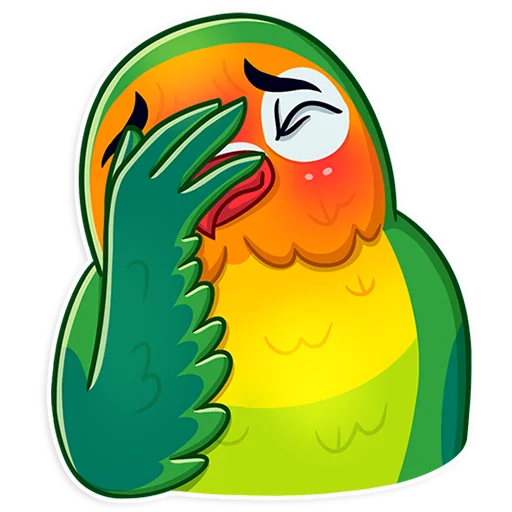 Love Bird - Sticker 16