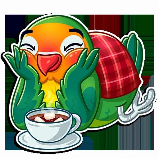 Love Bird - Sticker 8