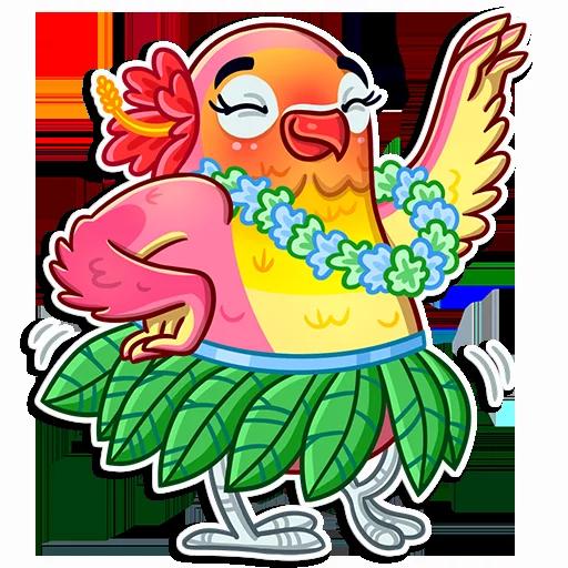 Love Bird - Sticker 30