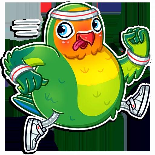 Love Bird - Sticker 27