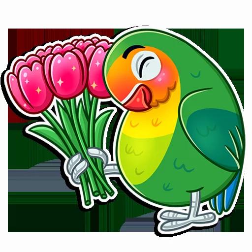 Love Bird - Sticker 22