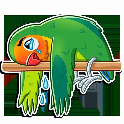 Love Bird - Sticker 6