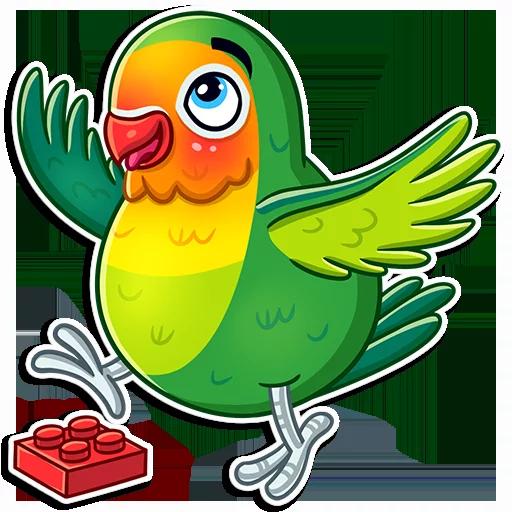 Love Bird - Sticker 12