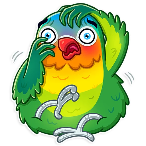 Love Bird - Sticker 3