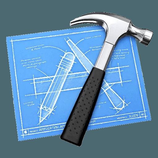 Web Technology Logos III - Sticker 12