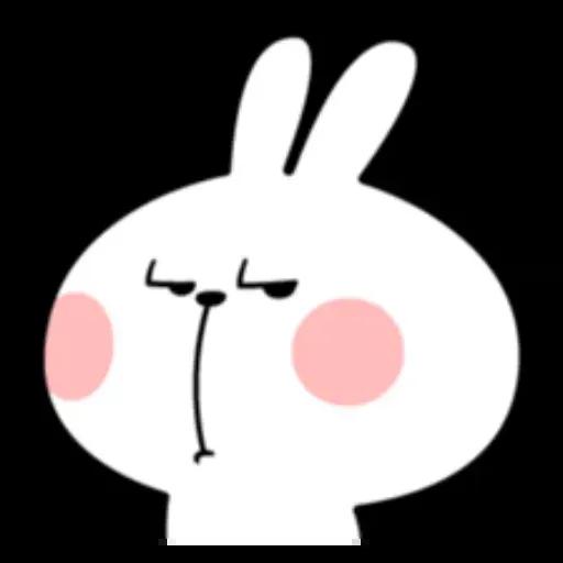Spoiled Rabbit Best 1 - Sticker 15