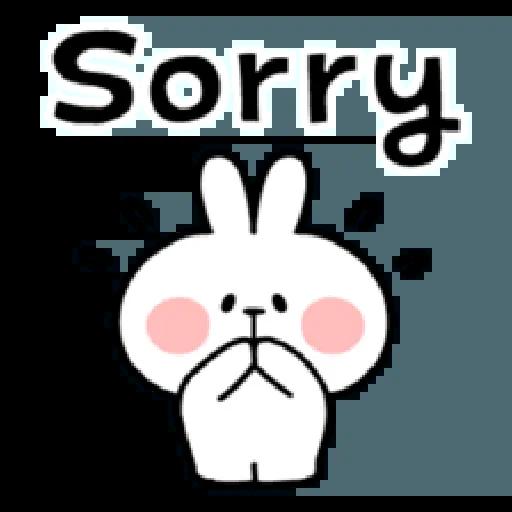Spoiled Rabbit Best 1 - Sticker 25
