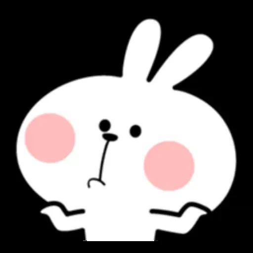 Spoiled Rabbit Best 1 - Sticker 18