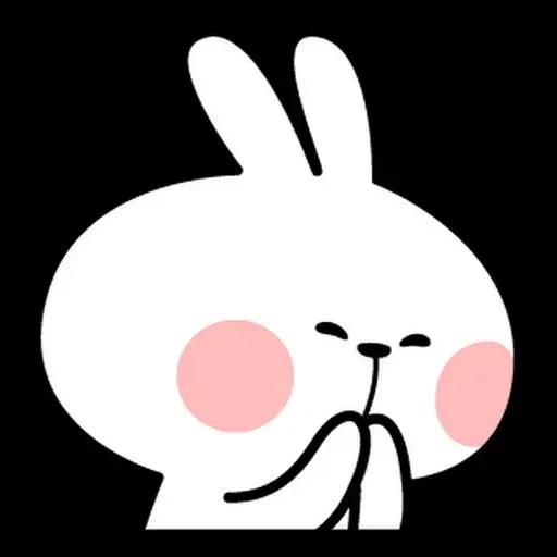 Spoiled Rabbit Best 1 - Sticker 10