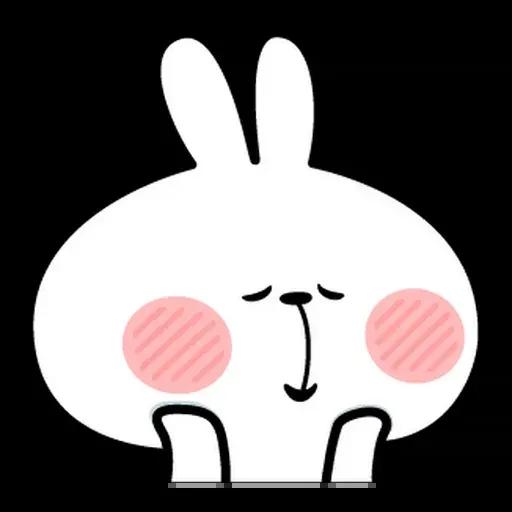 Spoiled Rabbit Best 1 - Sticker 23