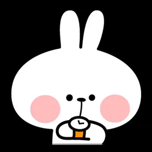 Spoiled Rabbit Best 1 - Sticker 13