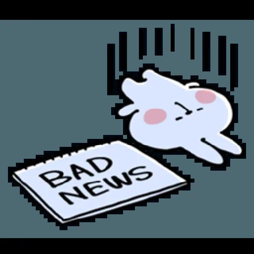 Spoiled Rabbit Best 1 - Sticker 19
