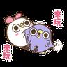 雞20 - Tray Sticker