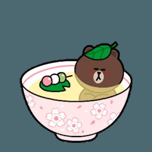 熊大兔兔迷你篇 - Sticker 7