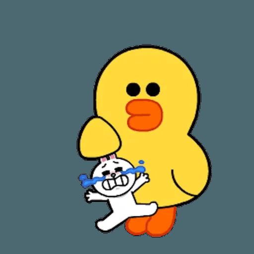 熊大兔兔迷你篇 - Sticker 18