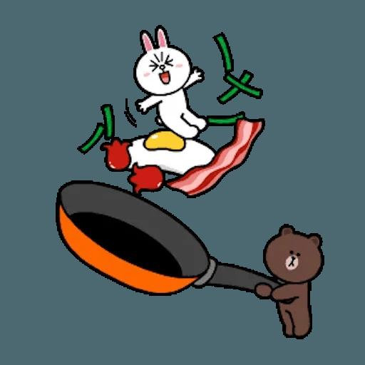 熊大兔兔迷你篇 - Sticker 13