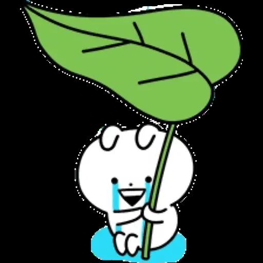小突兔 - Sticker 9