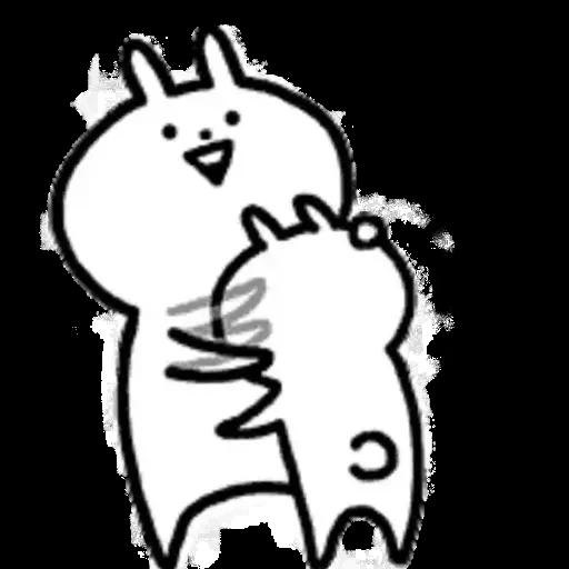 小突兔 - Sticker 14