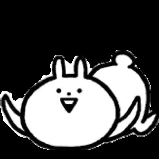 小突兔 - Sticker 8