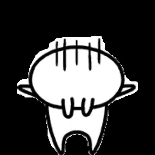 小突兔 - Sticker 10