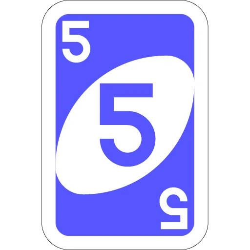 Uno - Sticker 5