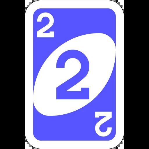 Uno - Sticker 2