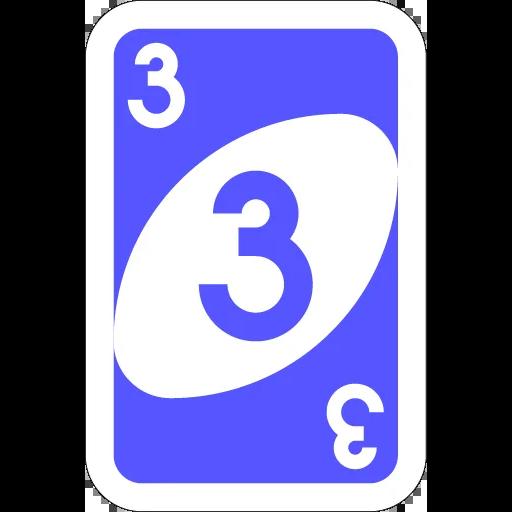 Uno - Sticker 3